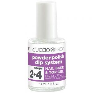 Passo 2 E 4 – Nail Base & Top Gel 14ml