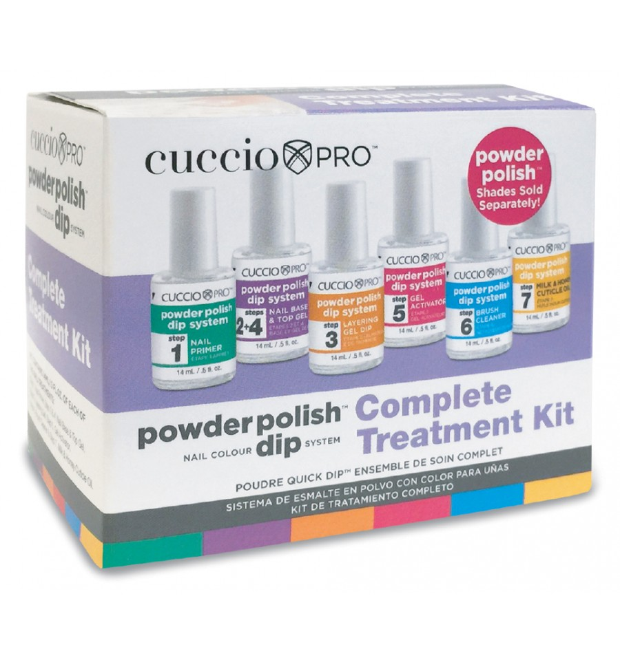 Kit Preparações Dip Powder System
