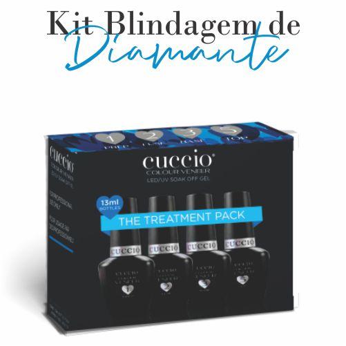 Kit Blindagem de Diamante – 4 Passos